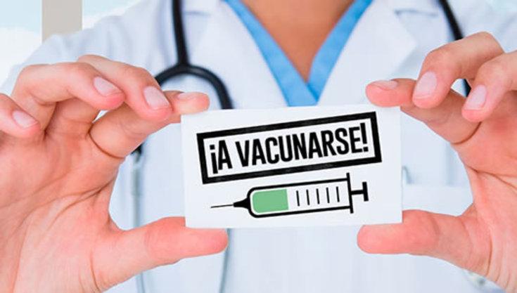 Campaña 2018 Vacuna Antigripal