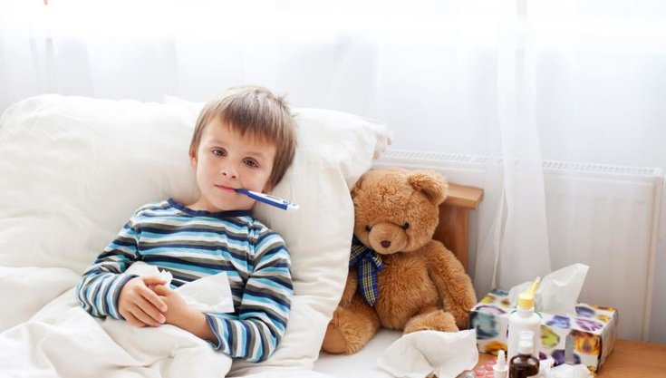 Niños febriles